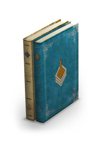 Zaklęty Papier - Orientalny Dwupak