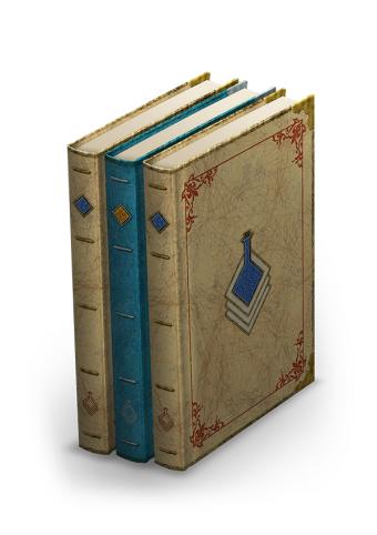 Zaklęty Papier - Orientalny Trójpak
