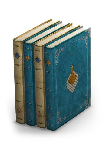 Zaklęty Papier - Orientalny Czteropak