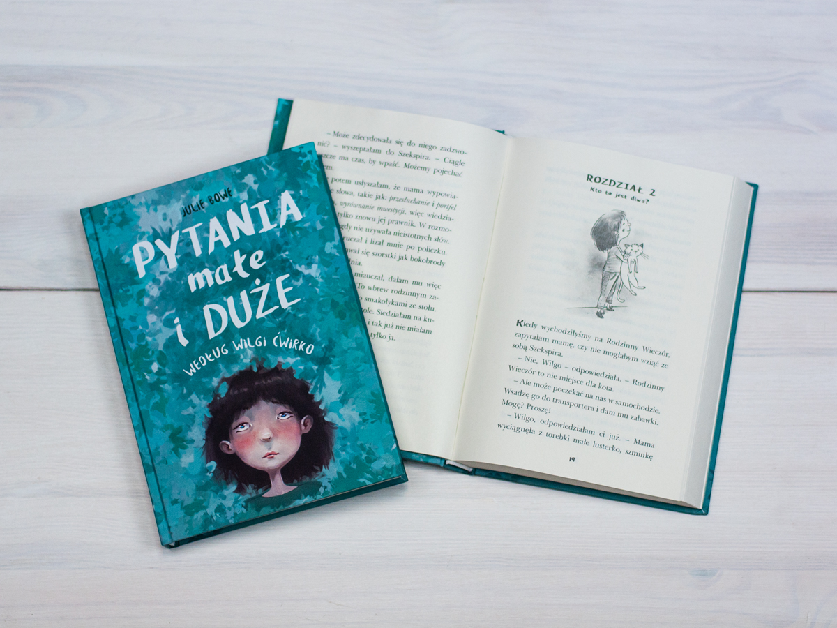 książka- Wilga-Ćwirko